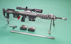 Картинка wallpaper, German, gun, military, weapon, Germany, sniper, rifle, sniper rifle, bipod, telescopic sights, ordnance, BMG, …