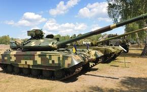 Картинка танк, Украинский, т64б1м