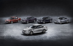 Картинка BMW, 2014, 30 Jahre
