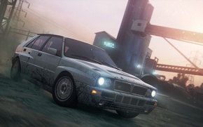 Картинка 2012, Need for Speed, nfs, Lancia, Most Wanted, нфс, NFSMW, Delta Integrale