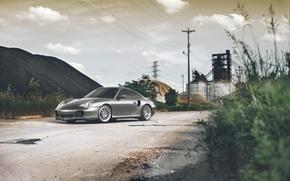 Картинка 911, Porsche, turbo, 996