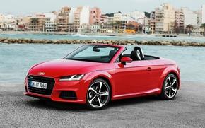 Картинка Audi, ауди, Roadster, кабриолет, кватро, 2014, 2.0 TFSI, quattro S