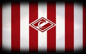 Картинка ретро, полоса, логотип, Москва, красно-белый, Moscow, Спартак, Spartak, СпартакМосква