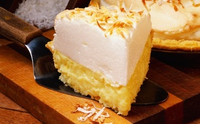 Обои еда, пирог, торт, cake, крем, десерт, food, 1920x1200, сладкое, sweet, cream, dessert