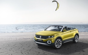Картинка Concept, Volkswagen, концепт, фольксваген, T-Cross