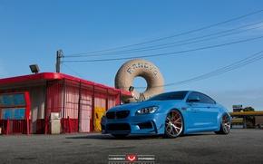 Картинка BMW, Design, Forged, Road, Vossen, Widebody, 650i, Prior, Bimmerfest, Project - The