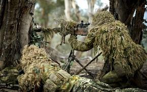 Картинка оружие, армия, солдаты