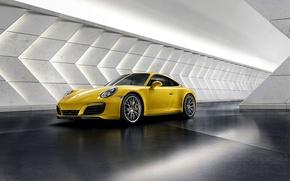 Обои 911, Porsche, Carrera, порше, каррера