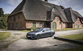 Обои car, Mercedes-Benz, автомобиль, wallpapers, мерседес бенц, Mercedes-AMG, E 43 4MATIC