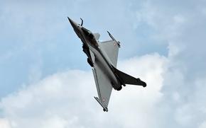 Картинка многоцелевой истребитель, Dassault Rafale, четвертое поколение, ввс франции, рафаль