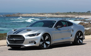 Картинка Mustang, Ford, Fisker, Rocket, GAS, 725