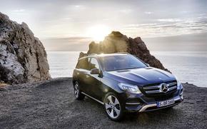 Картинка Mercedes, мерседес, AMG, амг, 4MATIC, 2015, 63 S, W166, GLE