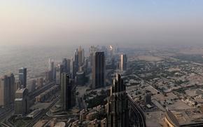 Картинка здания, Дубаи, Burj Dubai, Dubai, небоскрёбы, ОАЭ, Burj Khalifa