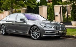 Обои бмв, BMW, седан, 0-Series, G12