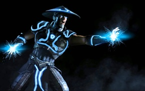 Картинка future, Raiden, god of thunder, Mortal Kombat X