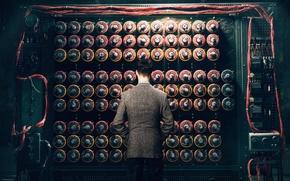 Картинка Benedict Cumberbatch, The Imitation Game, Игра в имитацию