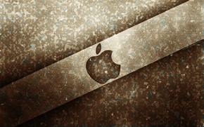 Картинка Apple, яблоко, wallpapers, бренд