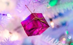 Картинка игрушка, елка, новый год, рождество, украшение
