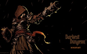 Картинка RPG, Darkest Dungeon, Red Hook Studios, Vestal