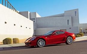 Картинка Феррари, Ferrari, Fiorano, GTB, 599