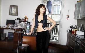 Картинка Olga Kurylenko, Sexy, Celebrity, Karine Belouaar