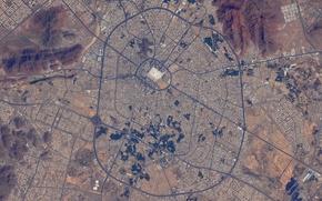 Картинка космос, Saudi Arabia, Medina