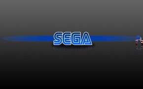 Картинка синий, ежик, game, blue, speed, sega, сега, sonic