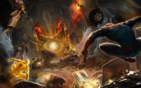 Обои машины, Новый, Человек-паук, Spider-Man, The Amazing