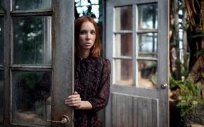 Картинка взгляд, дверь, Maxim Guselnikov, Таисия Шипилова