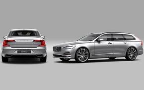 Картинка Volvo, S90, V90