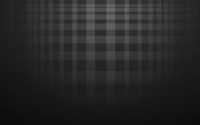 Картинка текстура, фон, арт, чёрное, обои, клетка