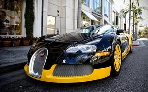 Картинка Bugatti, Veyron, суперкар, бугатти, вейрон, 2014