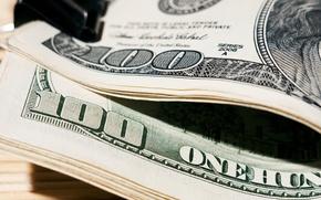 Картинка green, money, dollar, paper, 100