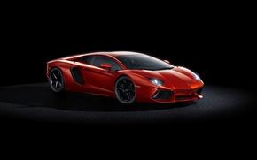 Картинка Lamborghini, LP700-4, Aventador