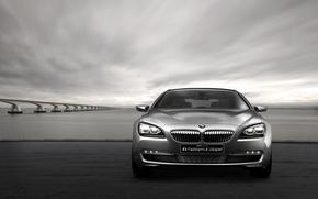 Обои Coupe, BMW, бмв, купе, 6-Series, концепт, Concept, F13