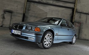 Картинка бмв, BMW, Sedan, E36, 1995, 3-Series