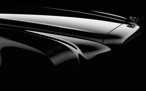 Обои Bentley, логотип, ретро