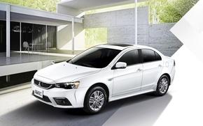 Картинка Mitsubishi, Lancer, лансер, мицубиси, 2014, TW-spec, Fortis