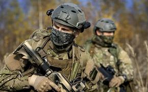 Картинка Солдаты, Россия, спецназ