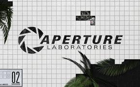 Картинка Portal, Aperture, Laboratories
