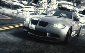 Картинка NFS, Need for Speed, Rivals, BMW M3 GTS