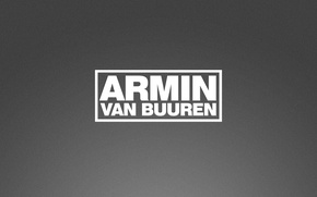Картинка logo, grey, Trance, Armin, van, Buuren, God of trance