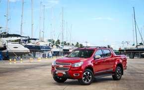 Картинка Chevrolet, Colorado, серия, High Country, Sport Edition