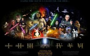 Обои star wars, звёздные войны, джедаи
