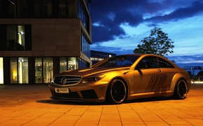 Обои mercedes, cl, proir, benz, tuning