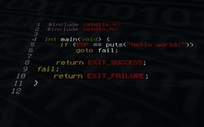 Картинка код, пиксели, программирование