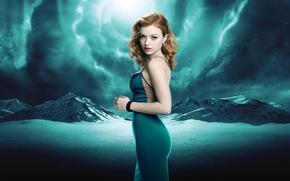 Картинка girl, character, film, actress, movies, TV series, Heroes Reborn, Molly Walker, Francesca Eastwood