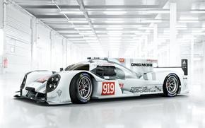 Картинка Porsche, Hybrid, 2014, 919