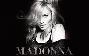 Картинка взгляд, певица, мадонна, Madonna, MDNA