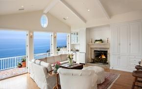 Картинка комната, мебель, интерьер